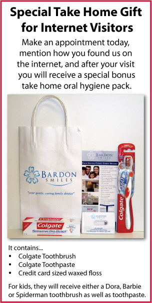 Bardon Smiles Giftbag